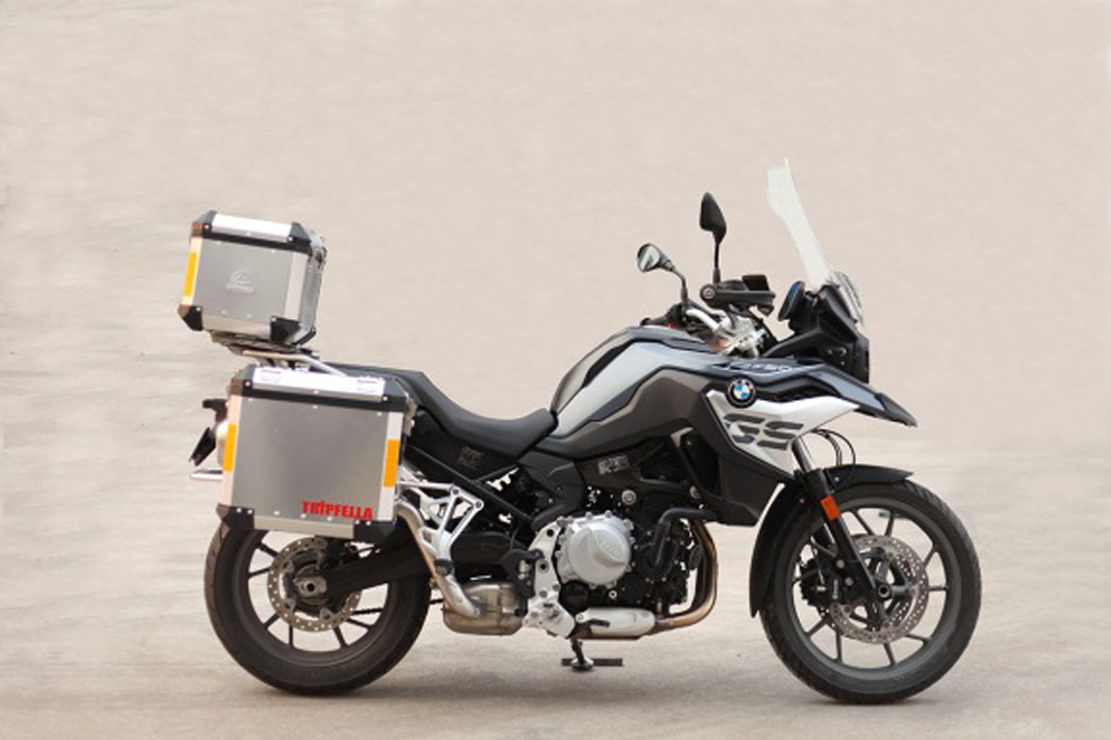 Motorcycle Pannier System Motorcycle Luggage Case