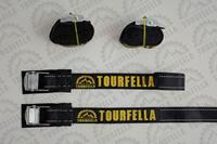 Motorcycle Reflective Lockable Strap